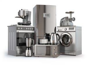 Consumer Electronics & Home Appliances Websites
