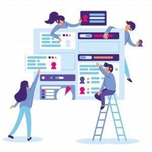 Website Builders and Hosting Websites