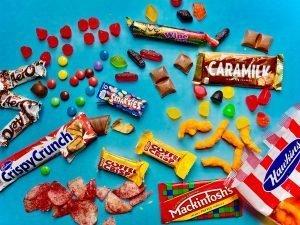 Websites To Buy IceCream, Candy & Snacks Online