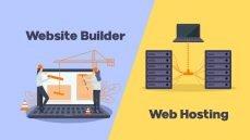 Hosting and Website Builder Sites